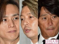 KinKi Kidsも怒!?「後輩パラサイト」近藤真彦、V6森田剛に理不尽激怒!