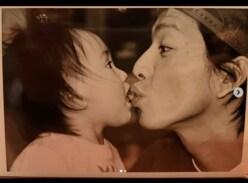 "Koki, 、木村拓哉との""キス写真""公開!「愛をくれてありがとう」"