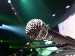 """中居正広「ホラーですか?」舞祭組の""""放送事故レベル""""歌唱力に苦笑"""