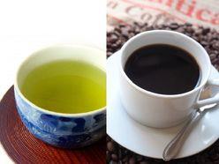 緑茶vsコーヒー、体にいいのはどっち?