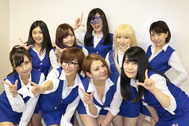 『武道館アイドル博2017』で、飲みドル「8∞カンパニー」が大奮闘!の画像003