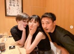 """Matt、鈴木えみと""""キス寸前""""!?ラブラブ密着ショットに反響"""