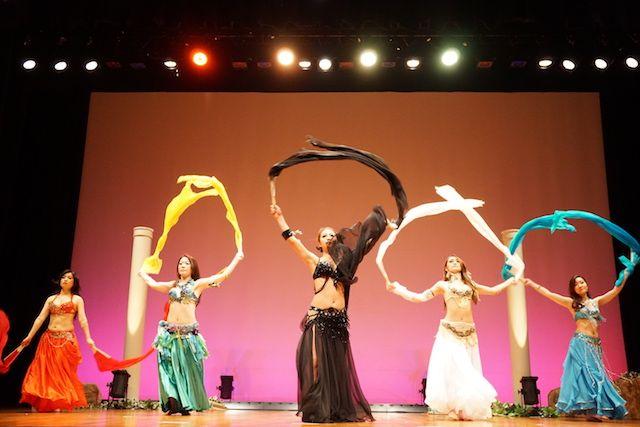 日本を元気にする「女性たちの華麗な舞い」~千葉県船橋市で「音舞」開催の画像003