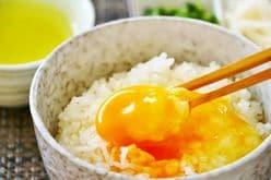 卵かけご飯は「スーパー完全食」 ビール腹にも効果アリ!?