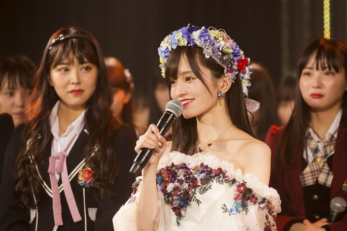 NMB48山本彩「アリーナでソロライヴ」卒業公演で今後の野望を語る!