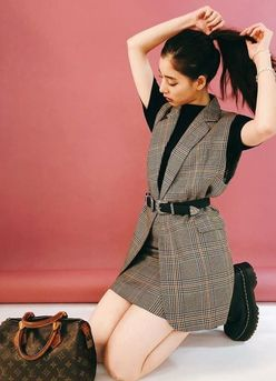 新木優子、太ももチラリ! 私服よりも美脚に注目集まる