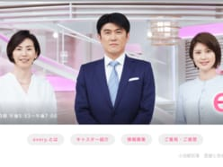 "NEWS小山慶一郎""追放""が吉!?日テレ『news every.』が無双状態!"