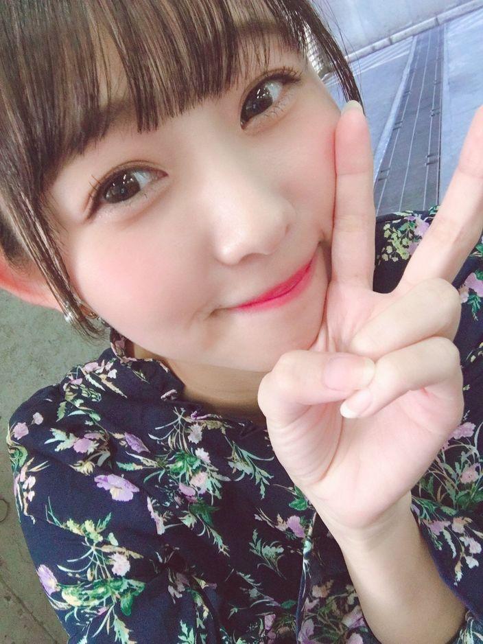 HKT48熊沢世莉奈