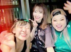 渡辺直美&指原莉乃、『いいとも』月曜メンバーの同窓会!?「昔話にも花が咲きました」