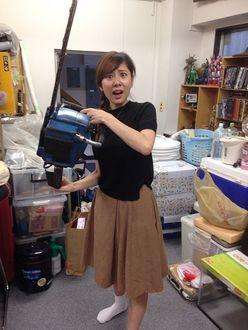 映画監督・西村喜廣「血糊で一度溺れると、クセになるそうです(笑)」~麻美ゆまのあなたに会いたい!