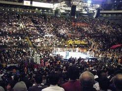 メイウェザーVSパッキャオ、ボクシング夢の再戦が実現3秒前