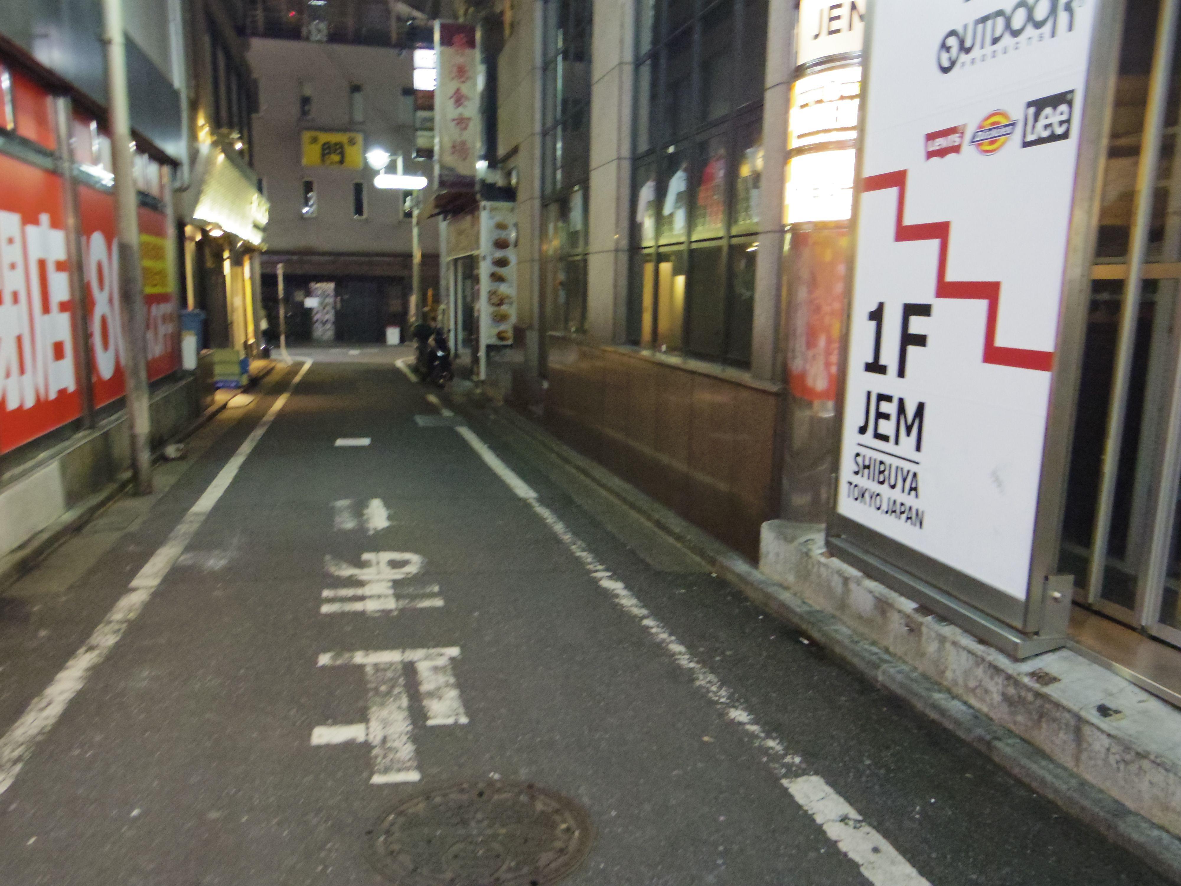 緊急事態宣言発令中「東京の夜の街を歩いてみた」【新宿・渋谷の動画】の画像011