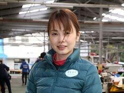 ボートレース美女、鈴木成美「全部マクリたいです!」