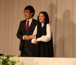 山里亮太&蒼井優は爆上げ⁉ 芸能人の結婚会見「明暗」