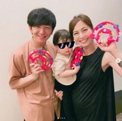 """安田美沙子、""""第二子妊娠疑惑""""についてコメント"""