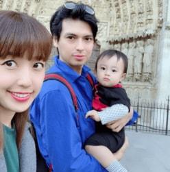 川崎希&アレクサンダー夫妻、スリ被害を報告