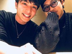 佐藤健&中村優一、『仮面ライダー電王』ツーショット公開にファン歓喜!
