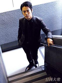 桐谷健太「au三太郎シリーズの影響力はすさまじかった」日常から吸収する人間力
