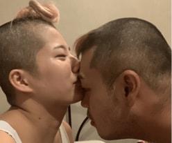 """『あいのり』でっぱりん、""""坊主カップル""""の「生々しいキス写真」に衝撃!"""