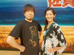 声優・松田健一郎と生天目仁美を「興奮して見れない」女優・佐藤藍子がテレまくる!
