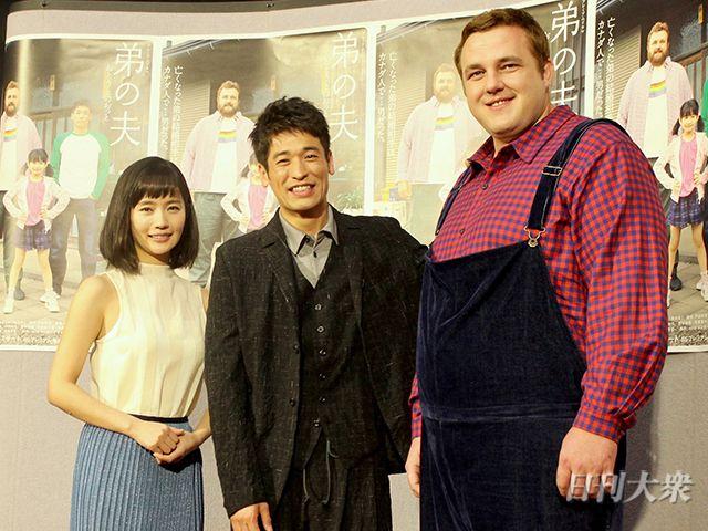 田亀源五郎氏も絶賛NHKドラマ『弟の夫』で把瑠都が同性婚男性熱演「同じ人間、好きなものが違うだけ」の画像001
