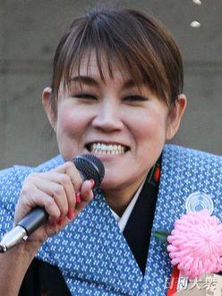不倫疑惑の山尾志桜里氏を山田邦子がフォロー「ちょっとかわいそう」