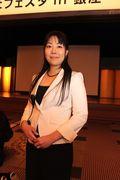 「日本水商売協会」代表理事の甲賀香織さん