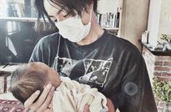 """白濱亜嵐、""""ラブリの娘""""と初2ショットに反響「尊い」「すてきな叔父さん」"""