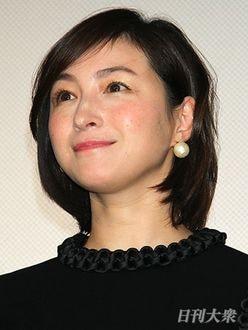 広末涼子「すごく楽になった」仕事と家庭の両立に共感続出
