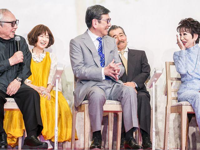 『やすらぎの郷』、倉本聰と石坂浩二の「秘密の関係」の画像005