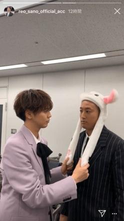 片寄涼太&関口メンディーも! 深キョン、戸田恵梨香に続き「うさぎ帽子」が流行中