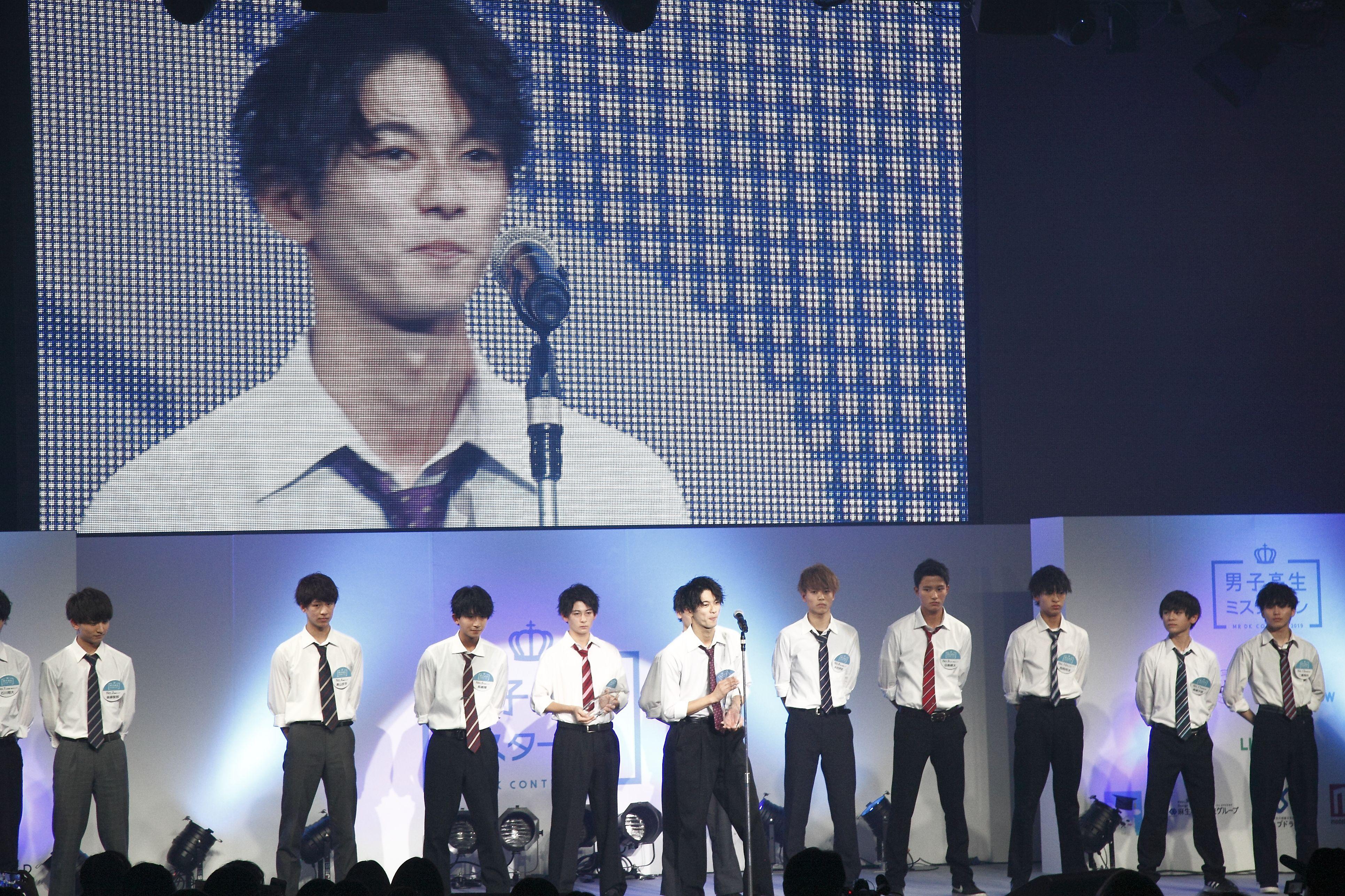 イケメン揃いの中から「日本一のイケメン男子高校生」が決定!の画像005