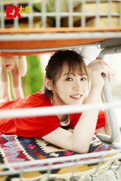 欅坂46小池美波の本誌未掲載カット5枚を大公開!【EX大衆9月号】