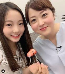 本田真凜選手&水卜アナ、姉妹感あふれる2ショットに反響