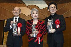 古舘伊知郎、草笛光子、笹野高史「ユーモア話」年末にちょっと笑えるスピーチ