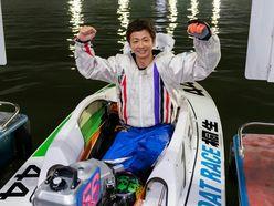 石野貴之、ボートレース桐生SGチャレンジカップ逃げ切りVで舟券GET!