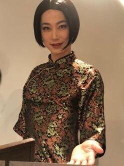 はんにゃ金田、チャイナドレスの女装姿が「完全に女性」「キレイすぎ」と話題に