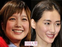本田翼「完璧熱愛」で「ラストホープ」に……34歳綾瀬はるか「秘愛」事情