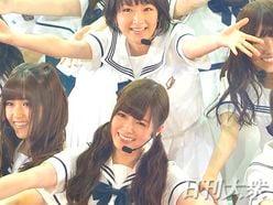 """乃木坂46、""""本家""""AKB48のお株を奪う絶好調"""