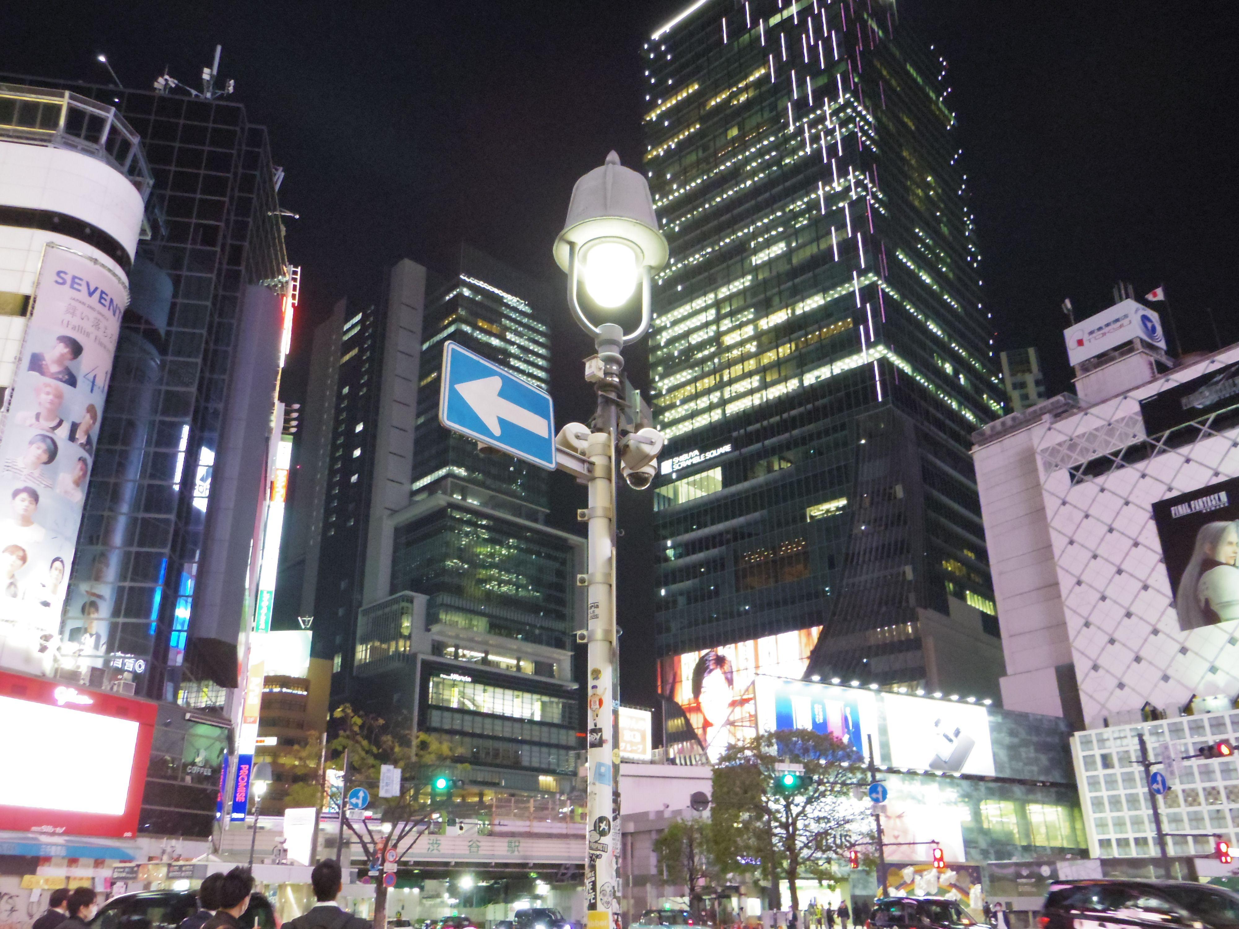 緊急事態宣言発令中「東京の夜の街を歩いてみた」【新宿・渋谷の動画】の画像008