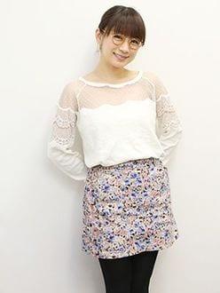 ズバリ本音で美女トーク☆時東ぁみ(タレント)