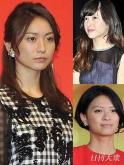 吉高由里子、大島優子、榮倉奈々「タラレバ娘打ち上げ」で超ゴキゲン