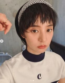 """新木優子、""""ショートヘア""""にイメチェンも賛否「あかんわ」の声も"""