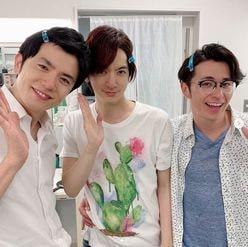 """DAIGO&オリラジ藤森&青木アナの""""すっぴんショット""""に胸キュン「肌めちゃキレイ」"""