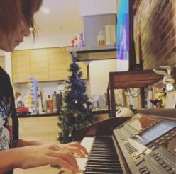 西山茉希の『パプリカ』ピアノ演奏に「泣ける」「元気でた」の声