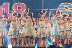 AKB48とSTU48が合同握手会開催!STU48の全国ツアー開催も発表【写真20枚】