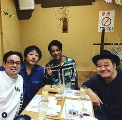 「大森南朋と鈴木浩介」役者飲み会で連想される「あの新妻」