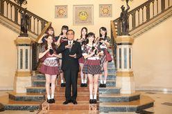 AKB48メンバーが、タイ王国プラユット・チャンオチャ首相に表敬訪問!【写真11枚】