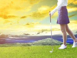 渋野日向子、全英女子オープン優勝の美女ゴルファーが狙われた!
