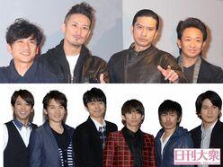 森田剛と長瀬智也「タトゥー」問題が導いた「V6とTOKIO」崩壊の悲劇?